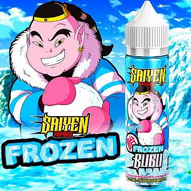 Frozen Bübü Saiyen Vapors 50ml
