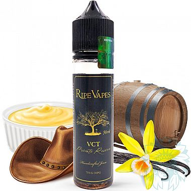 VCT Private Reserve Ripe Vapes 50ml