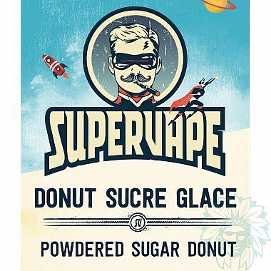 Arôme Donut Sucre Glace Supervape