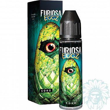 E-liquide Furiosa Eggz Soko 50ml
