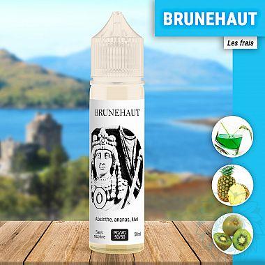 E-liquide 814 Brunehaut 50ml