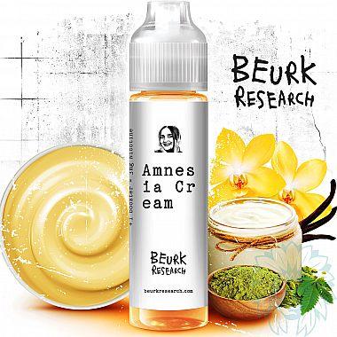 E-liquide Beurk Research Amnesia Cream 40ml