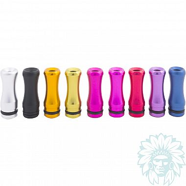 Drip tip 510 Alu Rond