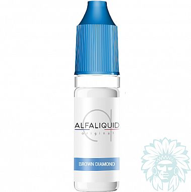 E-liquide Alfaliquid Brown Diamond