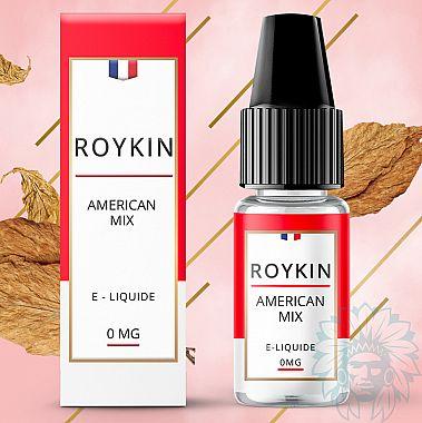 E-liquide Roykin American Mix