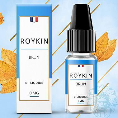 E-liquide Roykin Brun