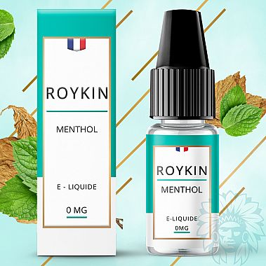 E-liquide Roykin Menthol