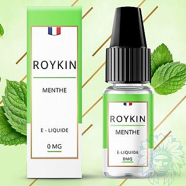 E-liquide Roykin Menthe