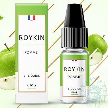 E-liquide Roykin Pomme