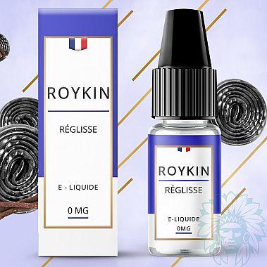 E-liquide Roykin Réglisse