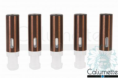 Cartouche rechargeable eRoll-C Or (pack de 5)