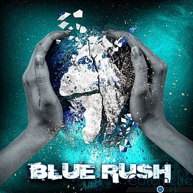 E-liquide Alfaliquid Blue Rush