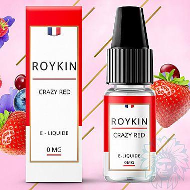 E-liquide Roykin Crazy Red