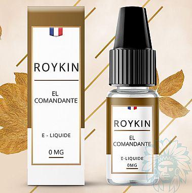 E-liquide Roykin El Comandante