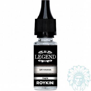 E-liquide Roykin Sir Havana