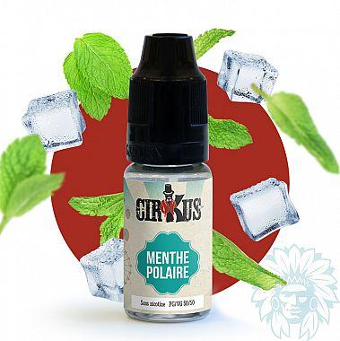 E-liquide Cirkus Menthe Polaire