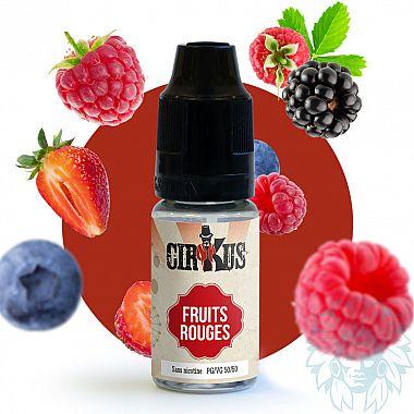 E-liquide Cirkus Fruits Rouges
