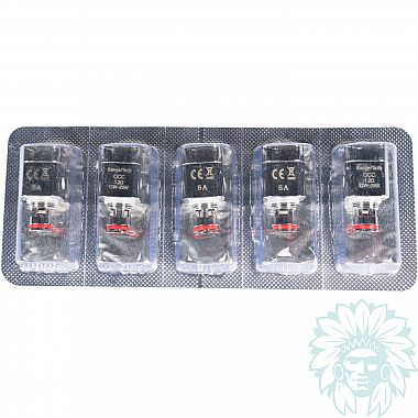 Résistances Kanger OCC pour SubTank, Subtank Plus, SubTank Nano et SubTank Mini (Pack de 5) V2
