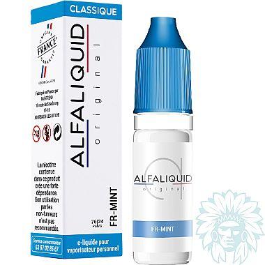E-liquide Alfaliquid FR-Mint