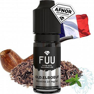 E-liquide Fuu Old Elboeuf