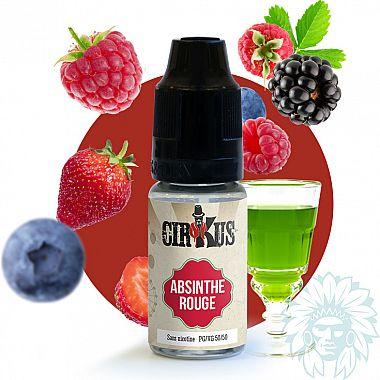 E-liquide Cirkus Absinthe Rouge