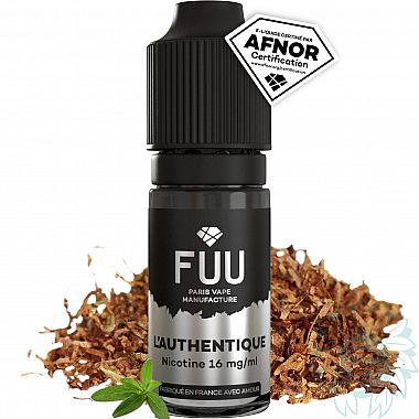 E-liquide Fuu L'Authentique