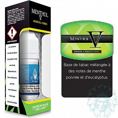 E-liquide Halo Menthol V (ex Mentol X)