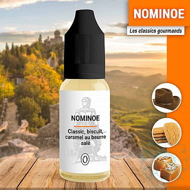 E-liquide 814 Nominoë