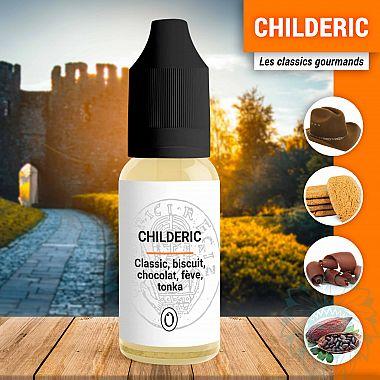 E-liquide 814 Childéric