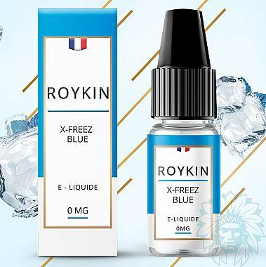 E-liquide Roykin X-FREEZ Blue