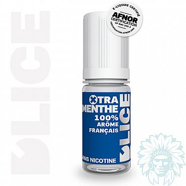 E-liquide D'lice Xtra Menthe
