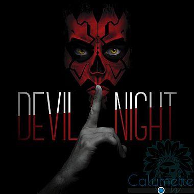 E-liquide Alfaliquid D'Night (ex Devil Night)