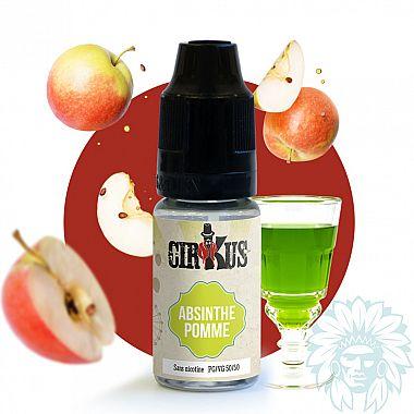 E-liquide Cirkus Absinthe Pomme