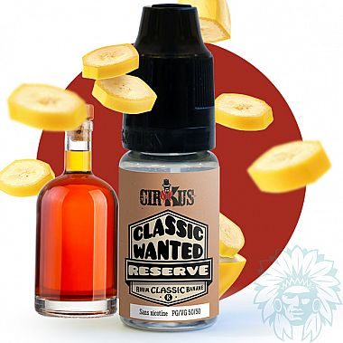 E-liquide Classic Wanted Reserve