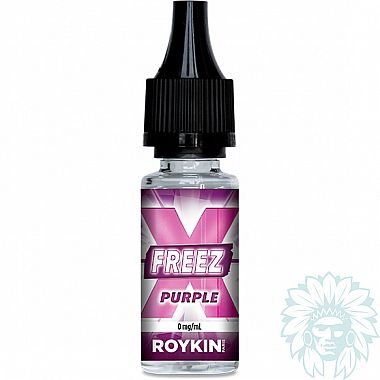 E-liquide Roykin X-FREEZ Purple
