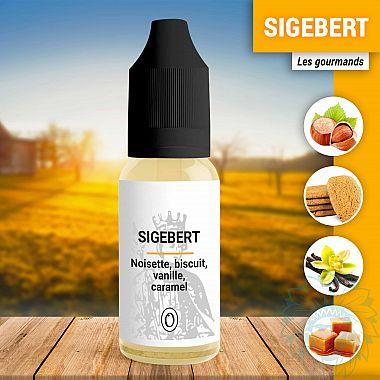 E-liquide 814 Sigebert