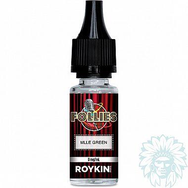 E-liquide Roykin Mlle Green