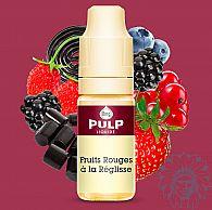 E-liquide Pulp Fruits Rouges Réglisse