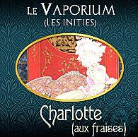 E-liquide Vaporium Charlotte aux Fraises
