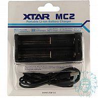 Chargeur accu Xtar MC2