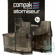 Clearomiseur Sigelei Compak M CLASS (Pack de 2)
