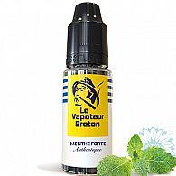 E-liquide Le Vapoteur Breton Menthe Forte