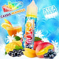 E-liquide Fruizee Cassis Mangue, Pack 50 ml