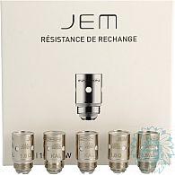 Résistances Innokin Jem 1.6 ohm (pack de 5)