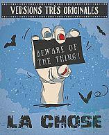 E-liquide Le French Liquide La Chose