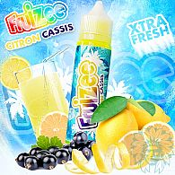 E-liquide Fruizee Citron Cassis, Pack 50 ml