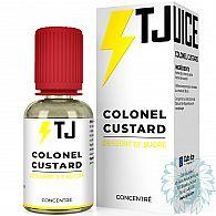 Arôme concentré T-Juice Colonel Custard