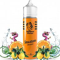 Mix and vape Le Vapoteur Breton Orange (50 ml)