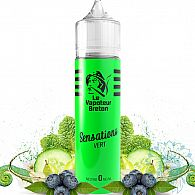 Mix and vape Le Vapoteur Breton Vert (50 ml)