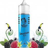 Mix and vape Le Vapoteur Breton Bleu (50 ml)